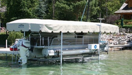 Pontoon Lifts